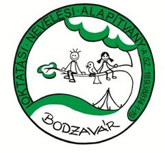 Lábléc logója